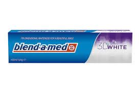 Blend-a-Med, 3D White
