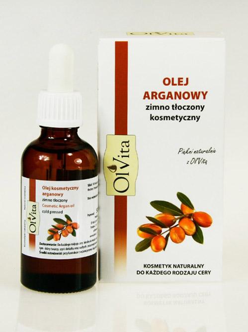 ARGANOWY olej kosmetyczny