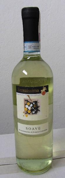 Wino Serenissima Soave