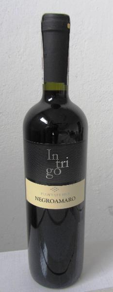 Wino Intrigo Negroamaro