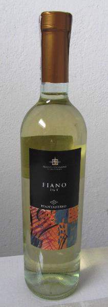 Wino Piantaferro Fiano