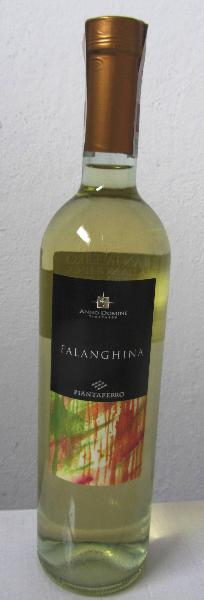 Wino Pianteferro Falanghina